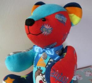 nina's memory bear