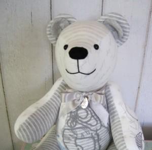 Susan's memory bear